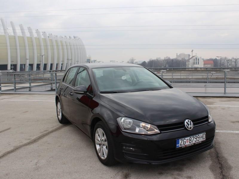 Volkswagen Golf VII 2,0 TDI – Comfortline - Cijena