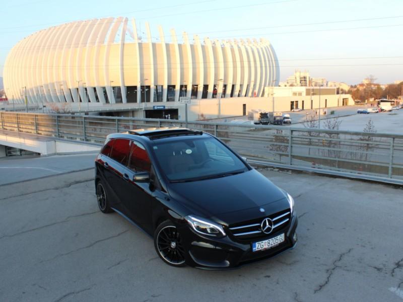 Mercedes Benz B180d - Cijena