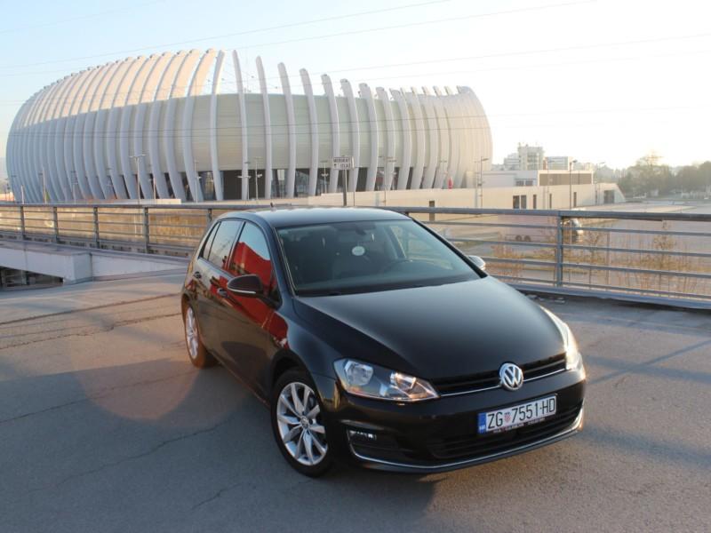 Volkswagen Golf VII 1.6 TDI – Highline - Cijena