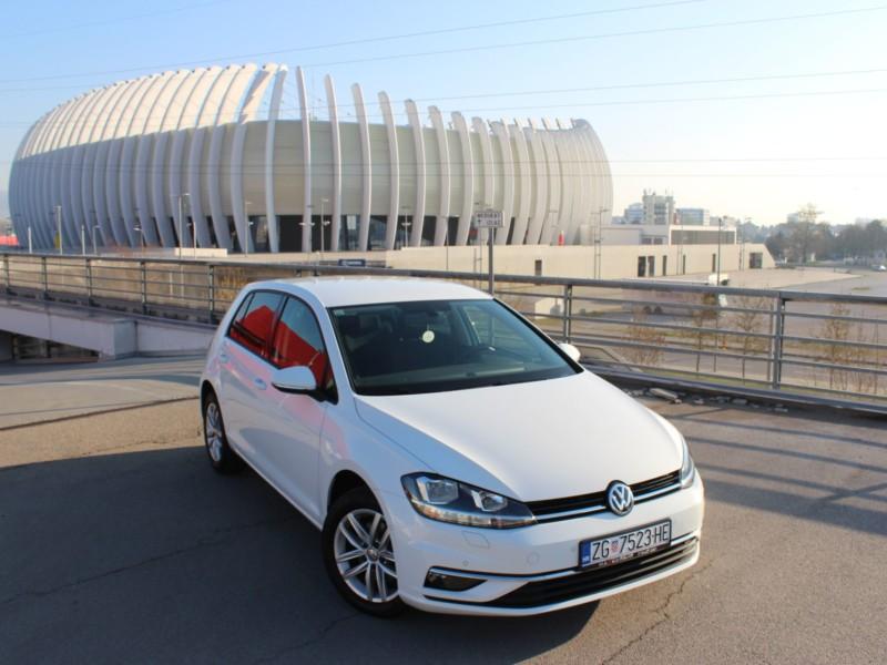 Volkswagen Golf  VII 1.6 TDI – Sound - Cijena