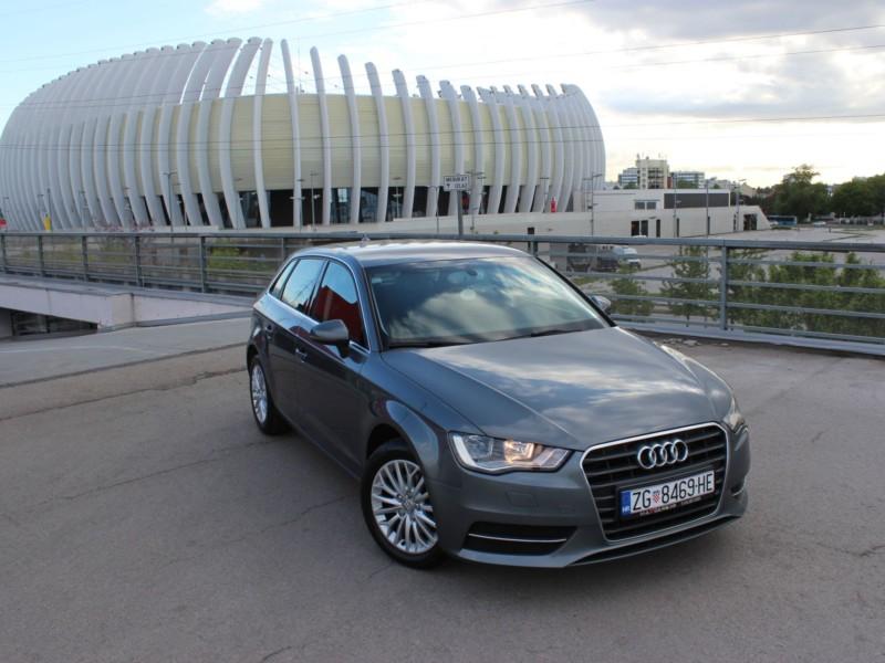 Audi A3 SB 1.6 TDI – Ambient - Cijena