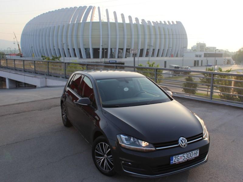 Volkswagen Golf VII 1.6 TDI – All star - Cijena