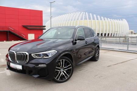 BMW X5 3.0 X-drive – M paket