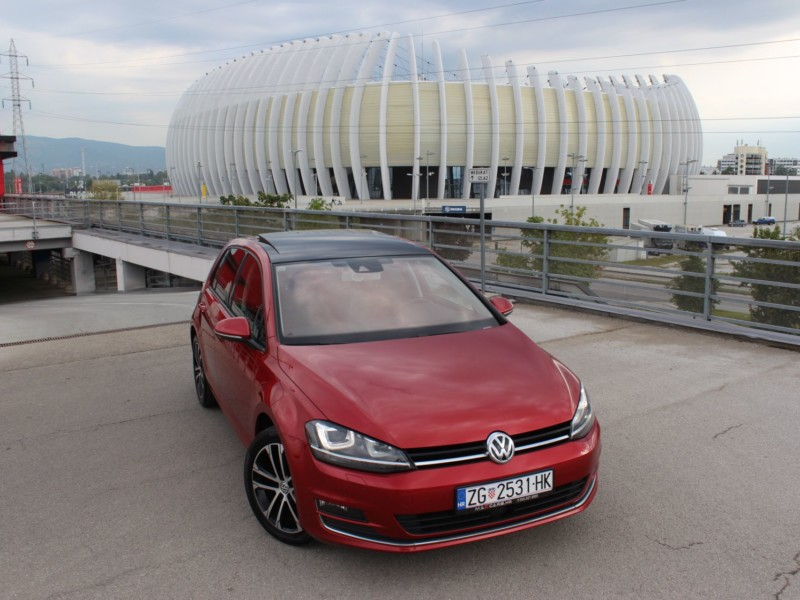 Volkswagen GOLF VII 2.0 TDI – HIGHLINE CARAT EDITION - Cijena