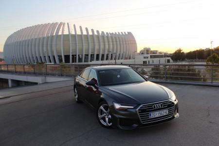 Audi A6 50 TDI Quattro  Dynamic