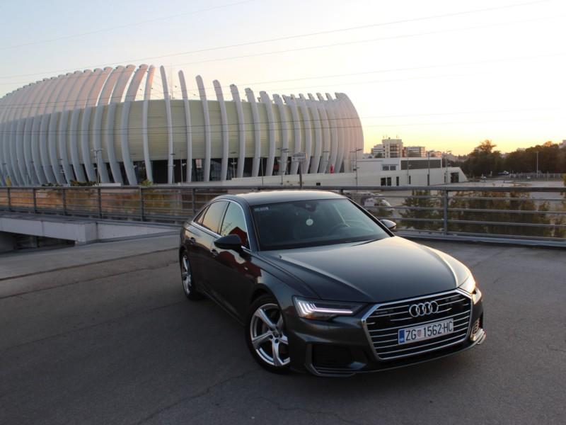 Audi A6 50 TDI Quattro  Dynamic - Cijena