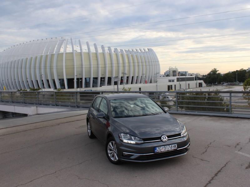 Volkswagen Golf 2.0 TDI Comfortline - Cijena