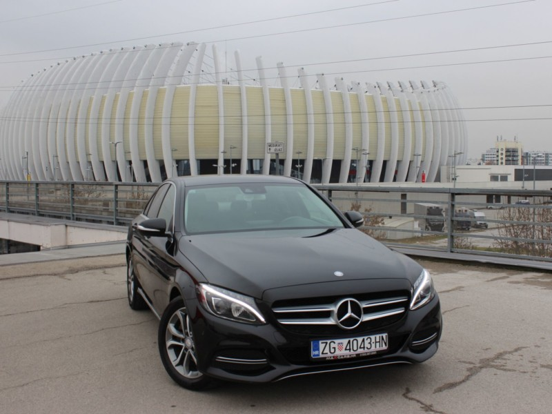 Mercedes-Benz C 220 BLUEtec - Cijena