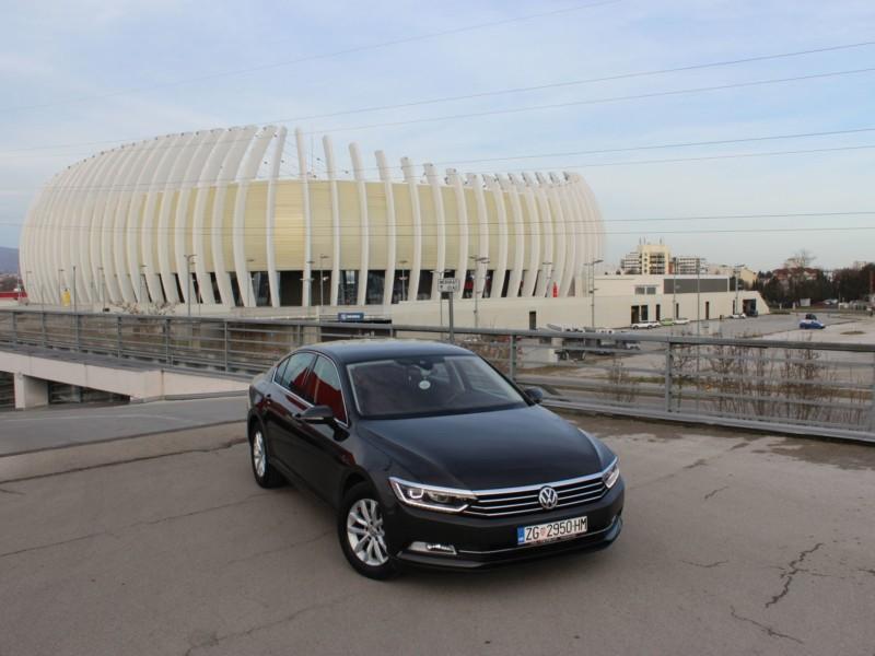 Volkswagen Passat 2.0 TDI - Cijena