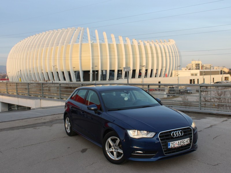 Audi A3 SB 1.6 TDI – Attraction - Cijena