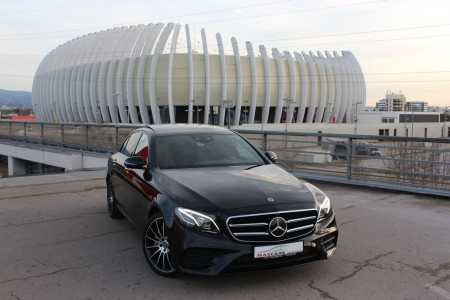 Mercedes Benz E400 AMG 4Matic