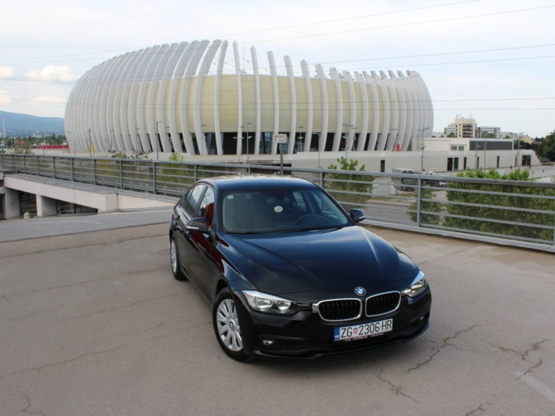 BMW 318dA – NOVI MODEL -AUTOMATIK – LCI Izvedba - Cijena