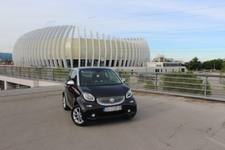 SMART fortwo Coupe 1.0 – Prime