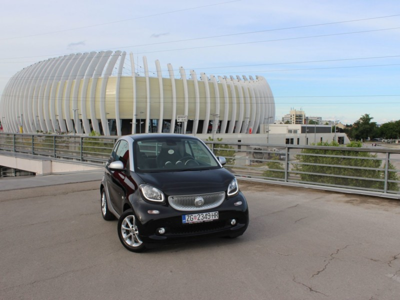 SMART fortwo Coupe 1.0 – Prime - Cijena