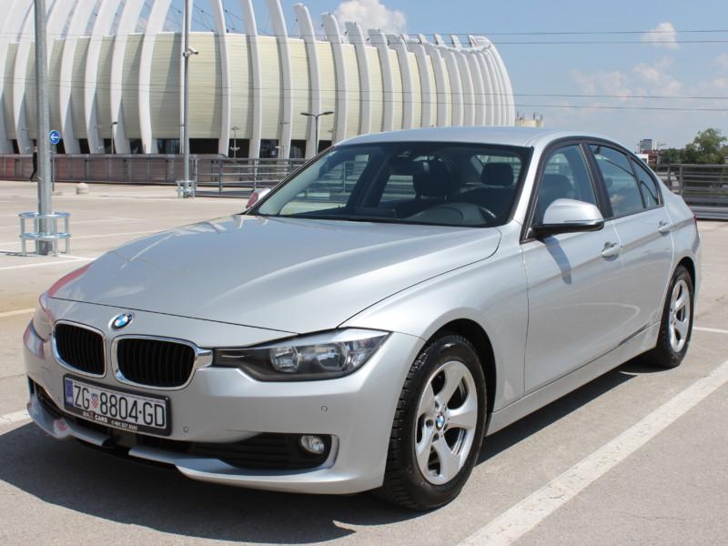 BMW F30 320d  – Efficientdynamics - Cijena