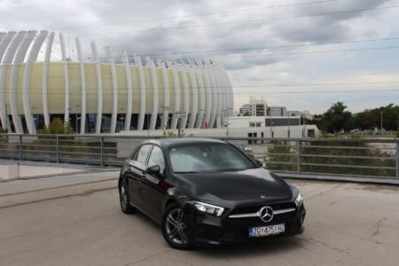 Mercedes Benz A180 CDI – NOVI MODEL – AUTOMATIK