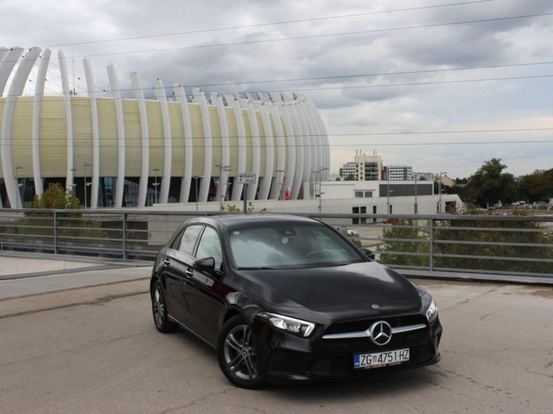 Mercedes Benz A180 CDI – NOVI MODEL – AUTOMATIK - Cijena