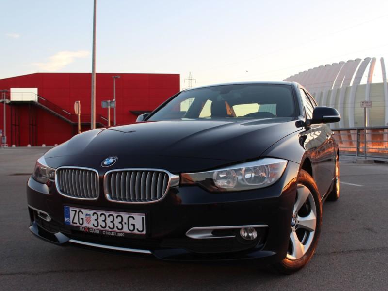 BMW F30 320d -MODERNLINE - Cijena