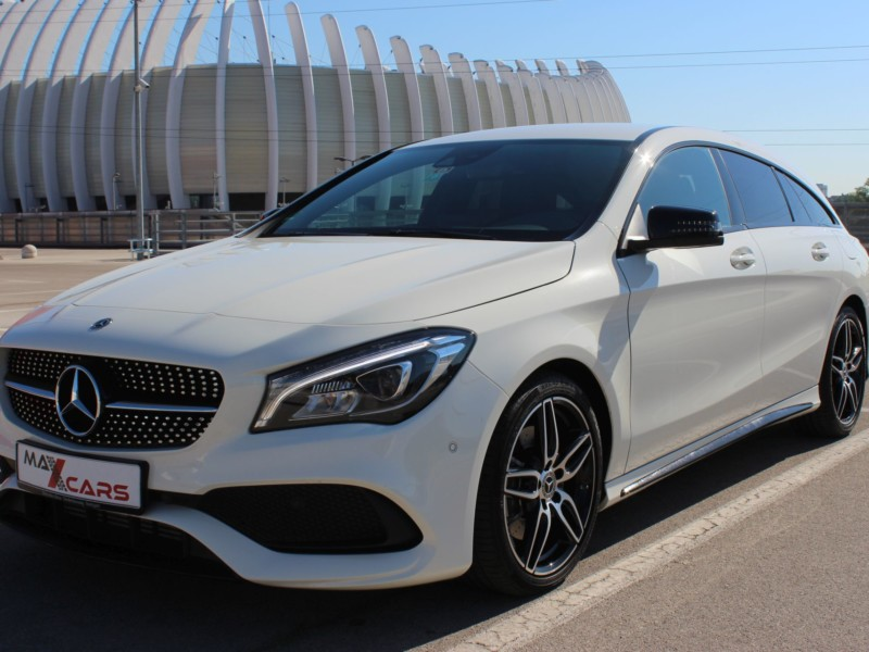 Mercedes-Benz CLA Shooting Brake 220 CDI – AMG Line – - Cijena