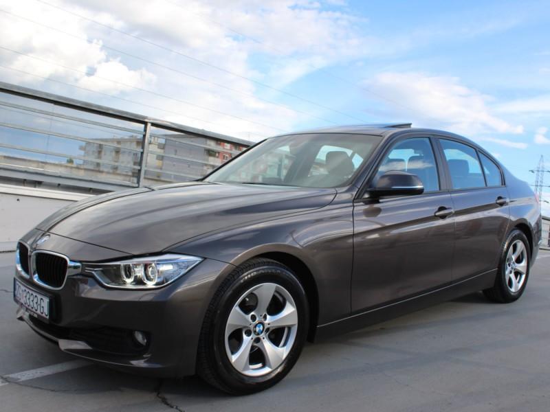 BMW F30 320d – Sportpaket - Cijena