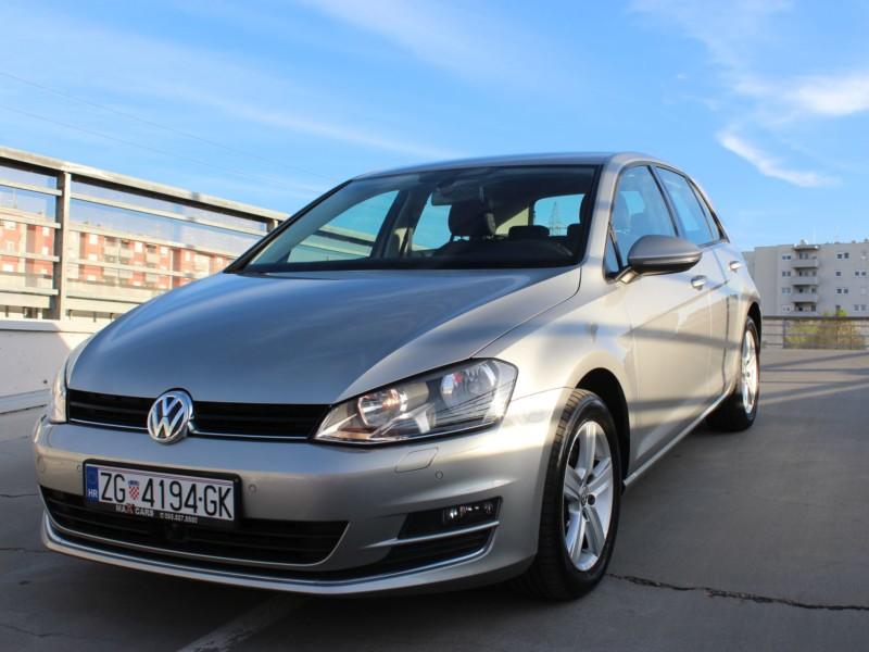 Volkswagen Golf VII 1.6 TDI – Highline Carat Edition - Cijena