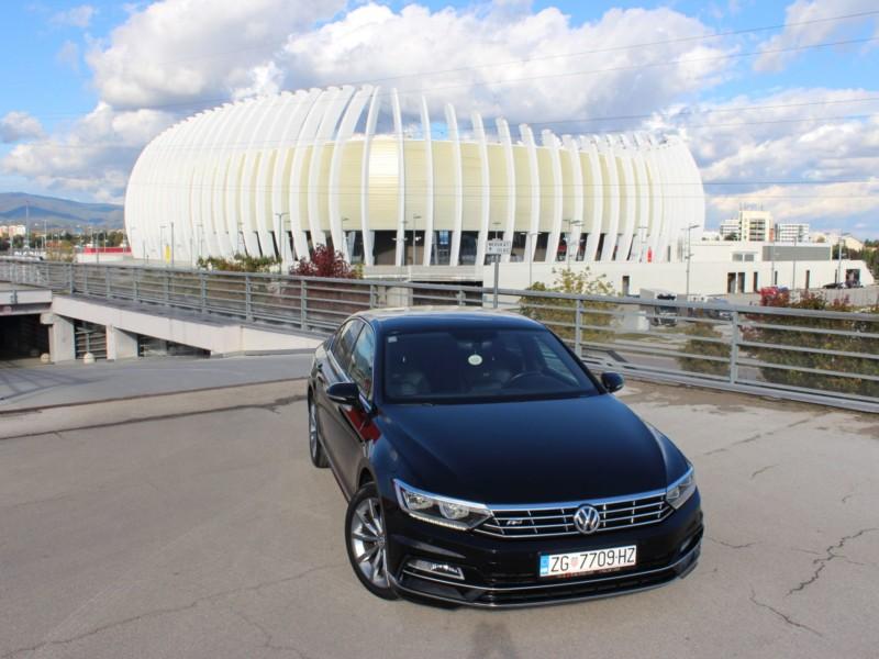 VW Passat 2.0 BMT – R-line – 79000km - Cijena