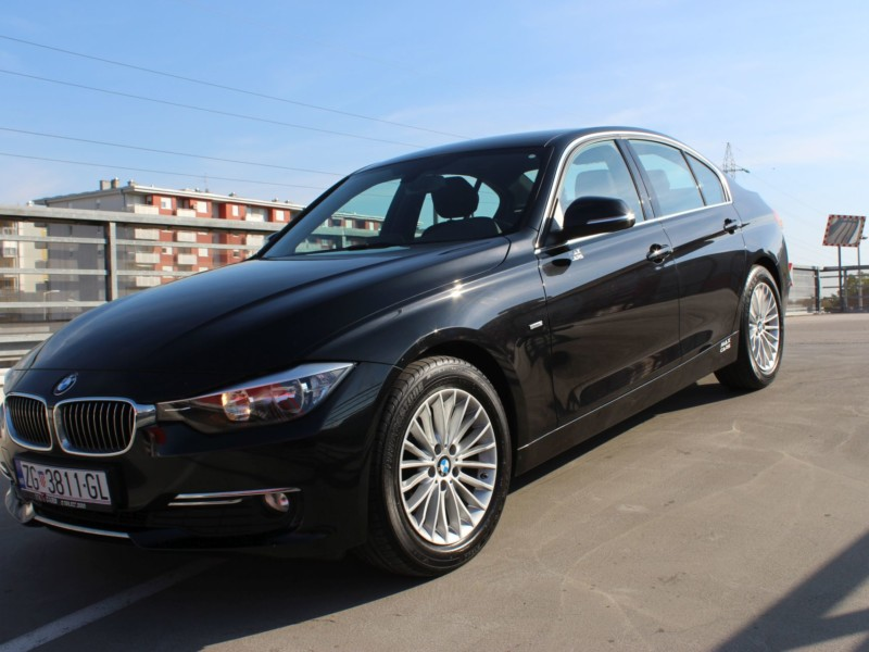 BMW F30 318d – Luxury Line – - Cijena