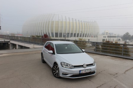 Volkswagen Golf VII 1.6 TDI – NOVI MODEL 17/20